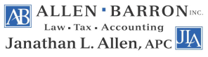 Allen Barron, Inc. & Janathan L. Allen, APC (Tax Attorney)