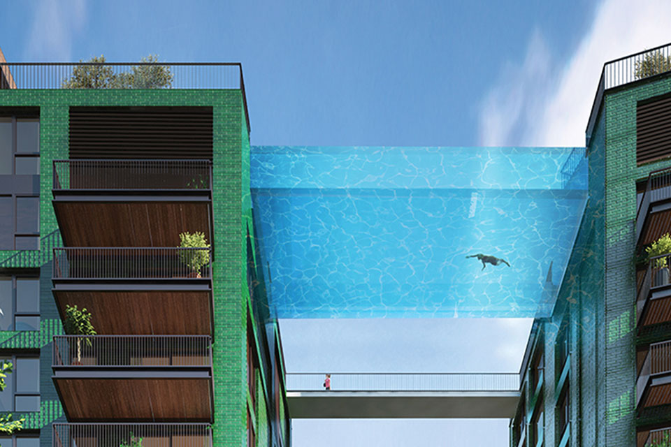 Embassy Sky Pool
