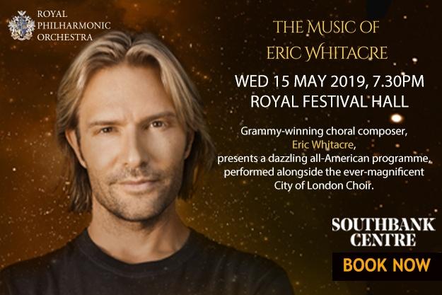 Eric Whitacre Slideshow