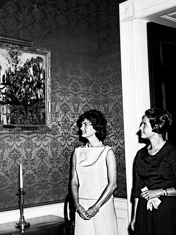 First Lady Jaqueline Kennedy