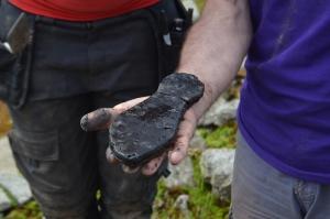 Roman shoe found at Vindolanda