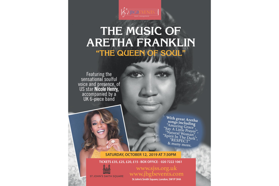 Music of Aretha Franklin