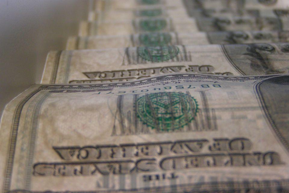 $10 Dollar Bill