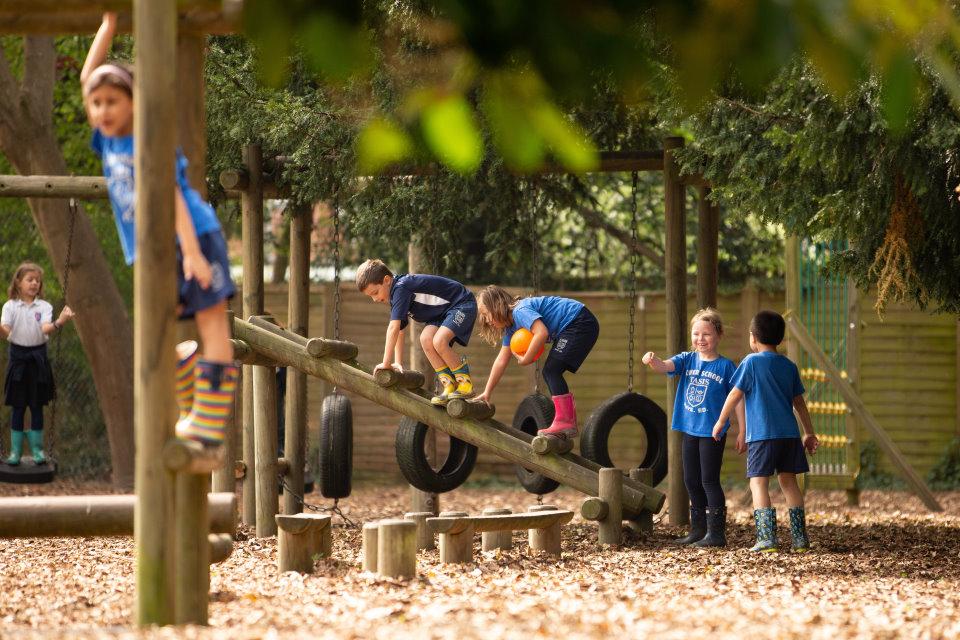TASIS Playground
