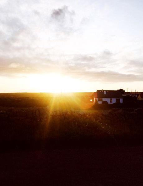 Sunset Doolin