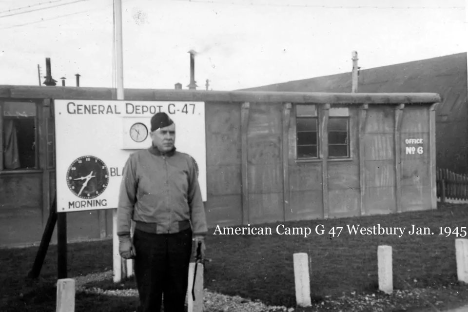 American Camp at Westbury, Wiltshire
