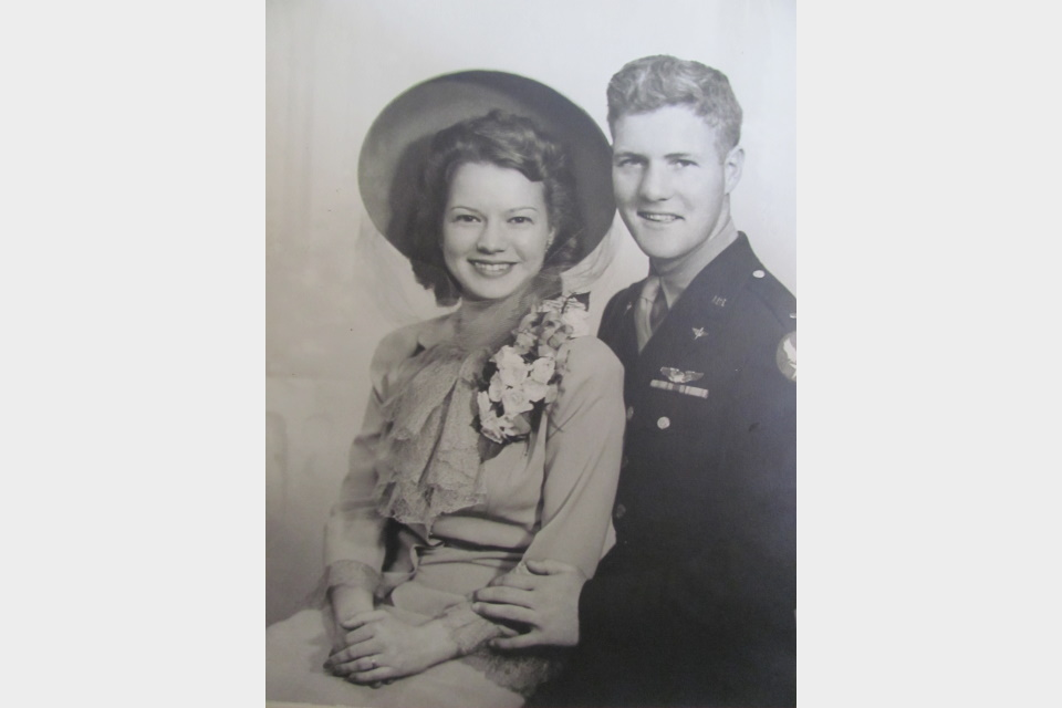 John Robert 'Bobby' Runnells and his wife, Virmadella Jester