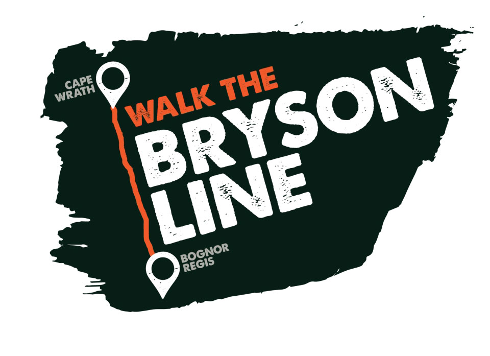 Walk the Bryson Line