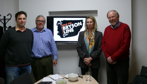 Bryson Line Meeting