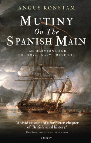 Cover of Mutiny on the Spanish Main