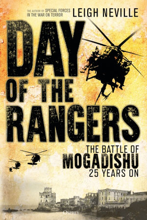 Day of the Rangers Cover