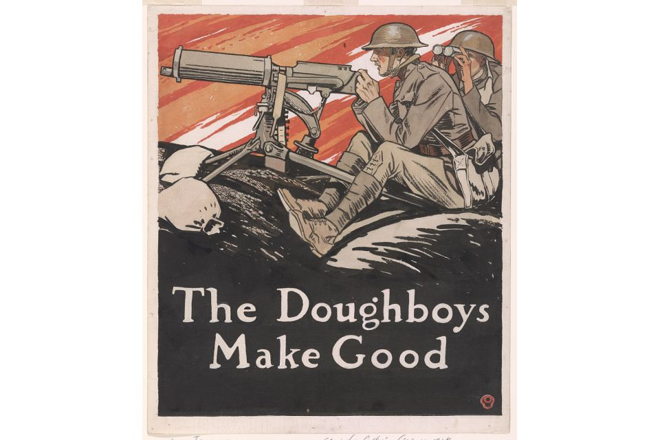 Doughboys Make Good Poster
