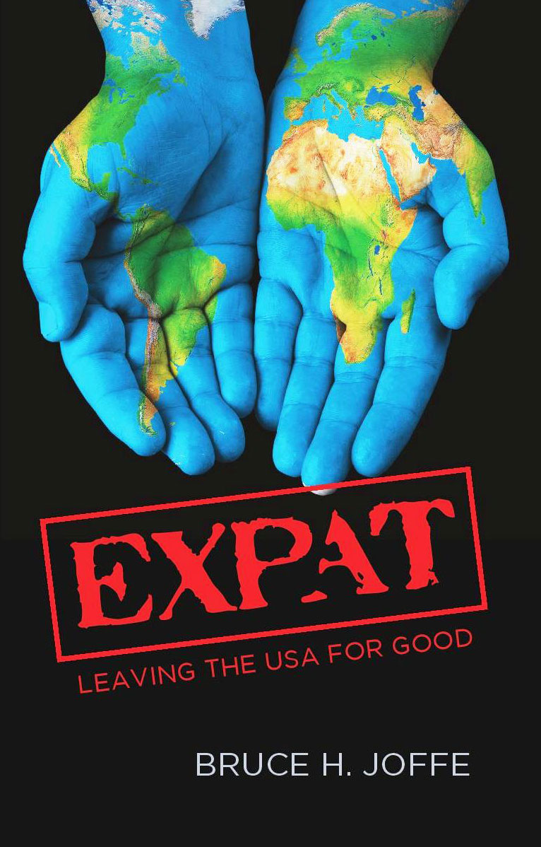 Expat book cover