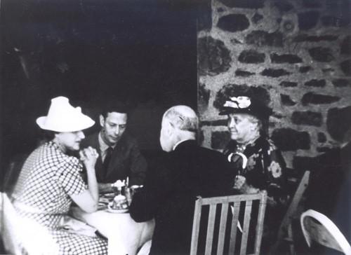 George VI at Picnic