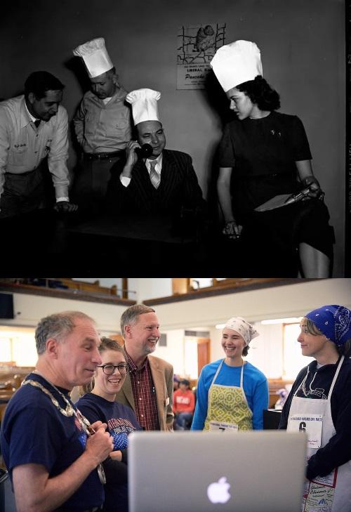 International Pancake Day Call