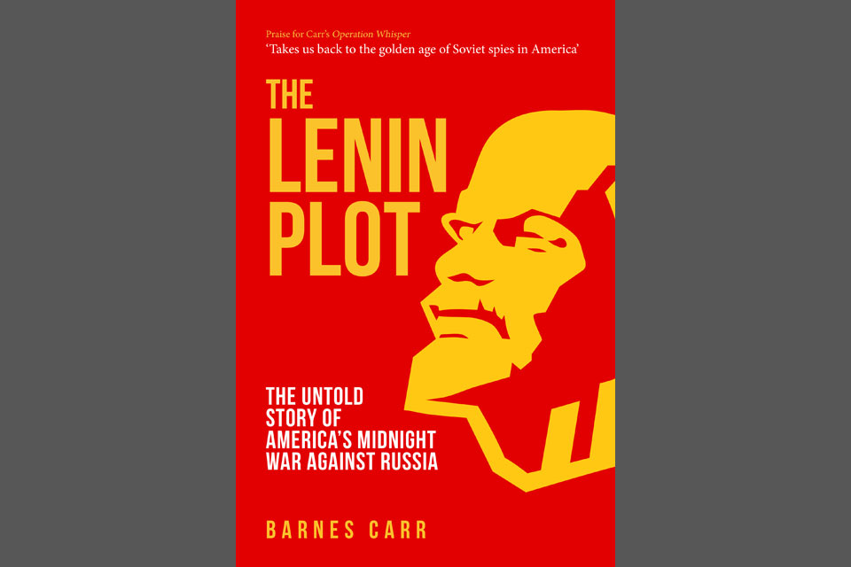 Lenin Plot Cover