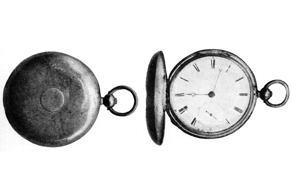 Lincoln's Ellery Watch