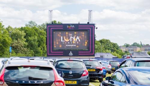 Luna Drive In Cinema