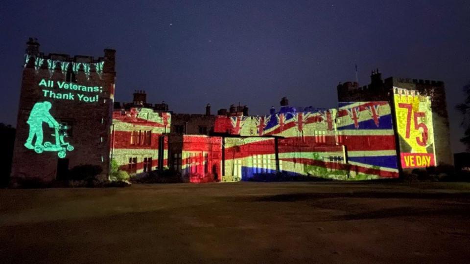 Muncaster Castle Celebrates VE Day 75