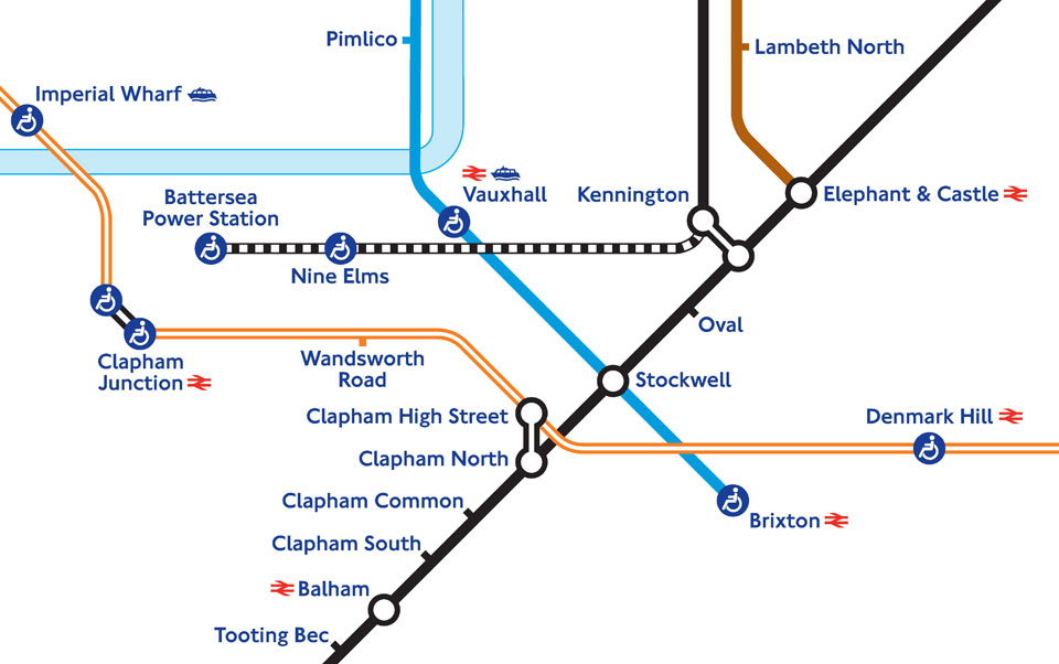 Nine Elms Northern Line Extension