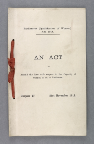 Parliamentary Act