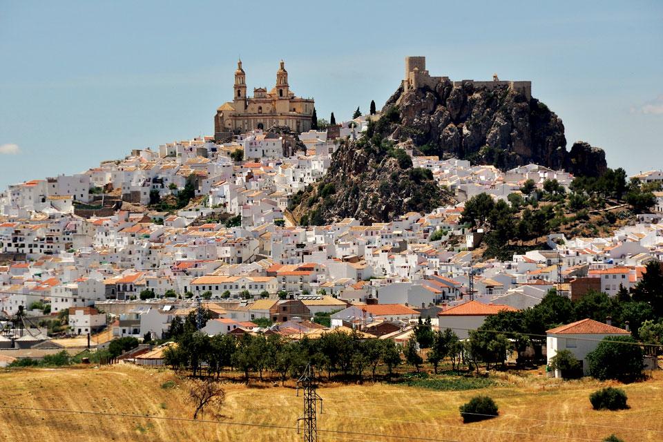 Olvera Spain