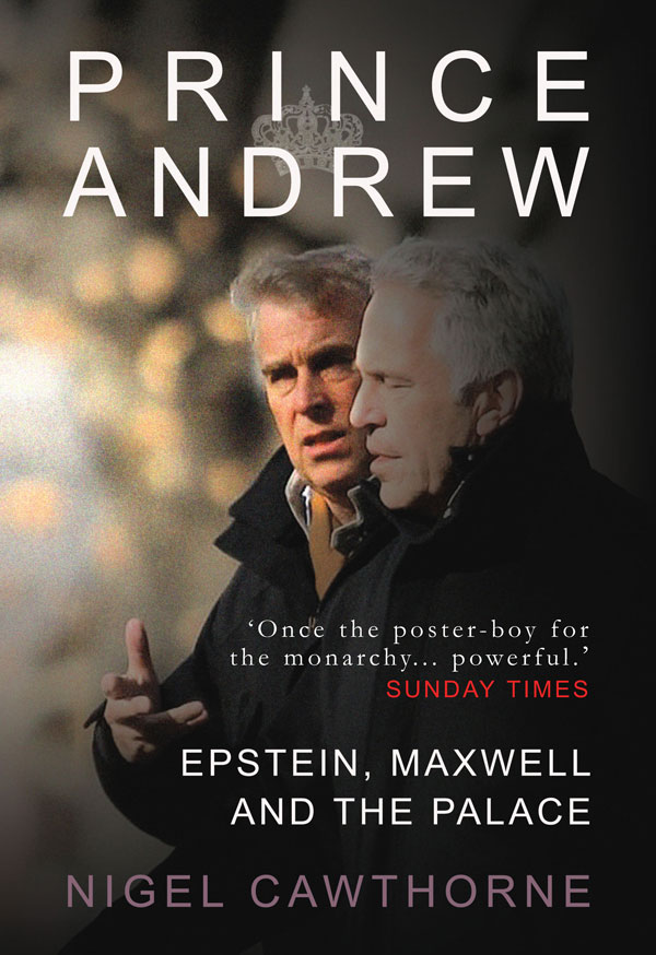 Prince Andrew book cover