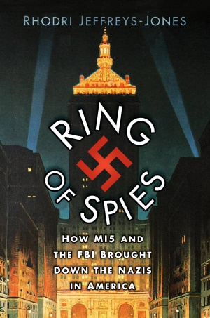 Ring of Spies Book Cover