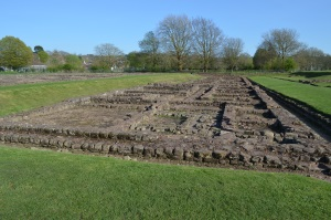 Roman Fortress at Caerleon
