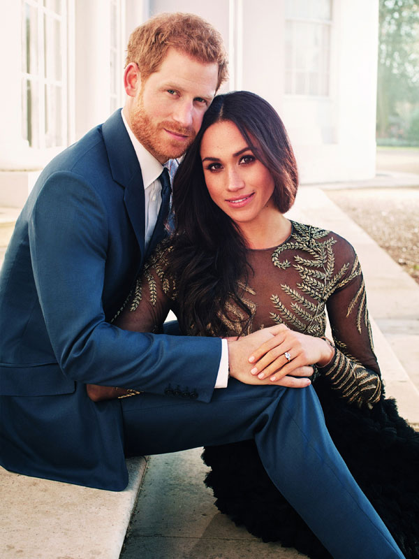 Prince Harry and Meghan engagement
