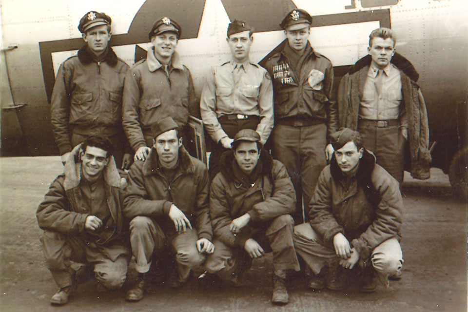 Crew of <i>Ragged But Right</i>