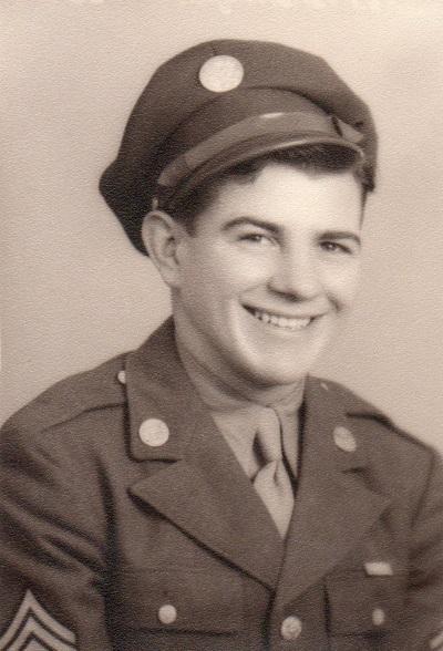 Sgt. Louis A Bolton