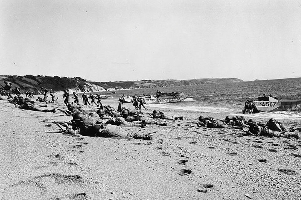 Slapton Sands, Exercise Tiger