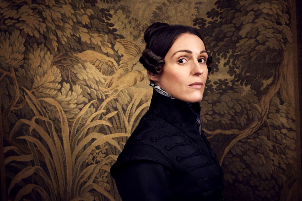 Suranne Jones as Anne Lister