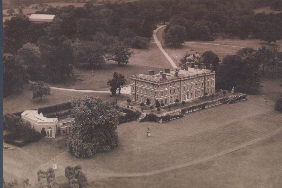 Trent Park during the Second World War