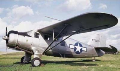 A C-64 Norseman Aircraft
