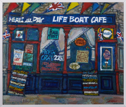The Life Boat Cafe