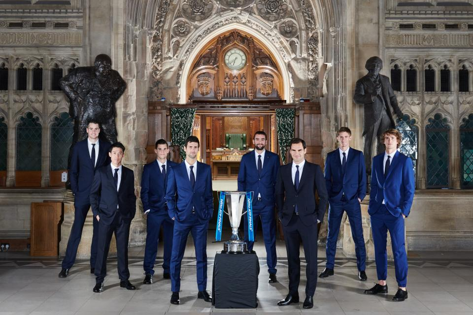 Nitto ATP Tour Finals Launch