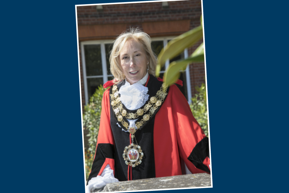 Cllr Nancy Baldwin