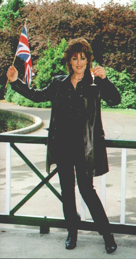 Katrina Leskanich, Eurovision