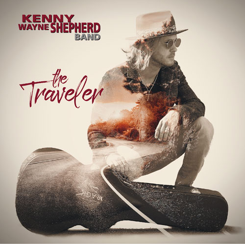 The Traveler album cover
