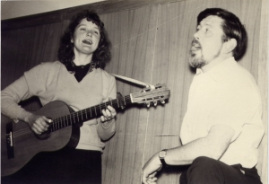 Peggy and Ewan MacColl