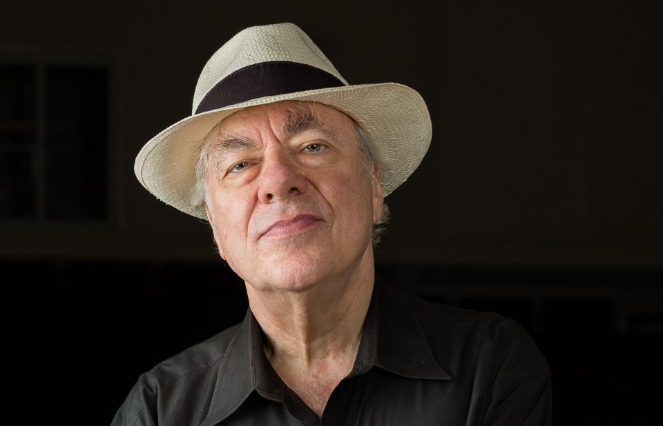 Richard Goode copyright Steve Riskind