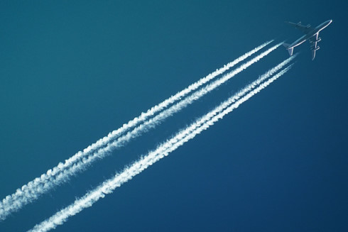 Airline Contrails