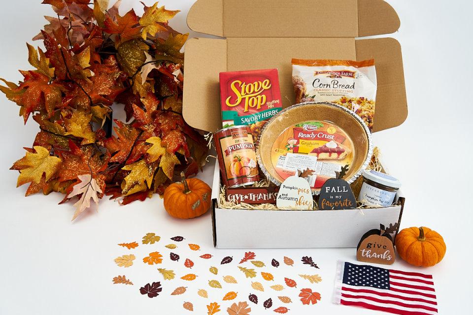 American Box Thanksgiving