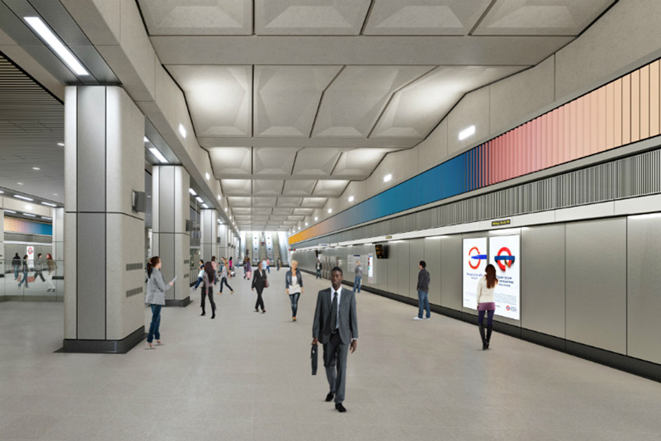 Nine Elms and Battersea Power Station Tube Stations open