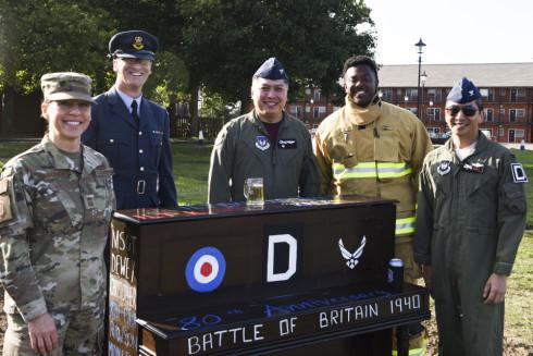 Battle of Britain 80 Celebrations