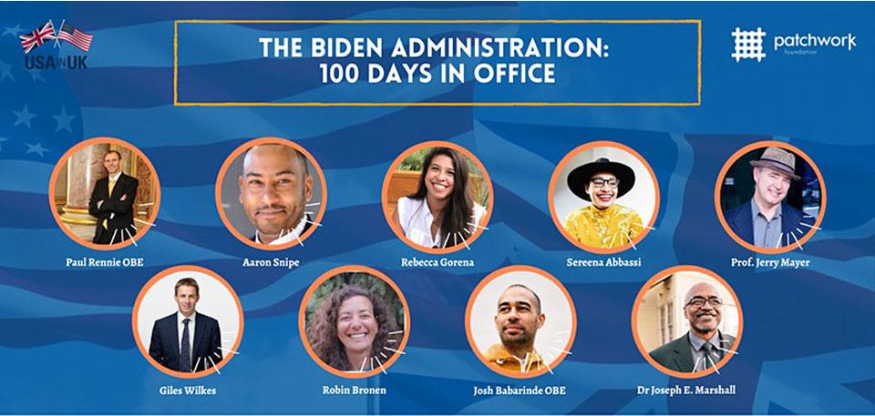 Biden's First 100 Days Event