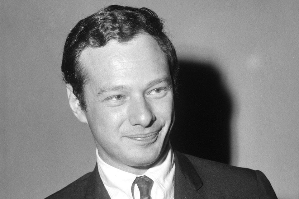 Brian Epstein in 1965