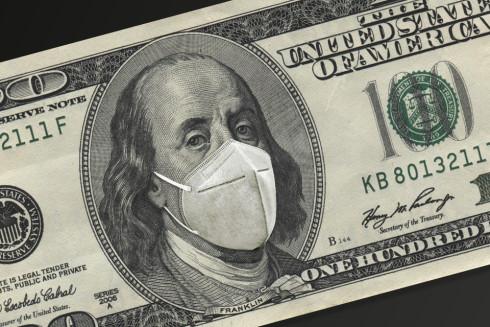 Covid-19 Benjamin Franklin Dollar